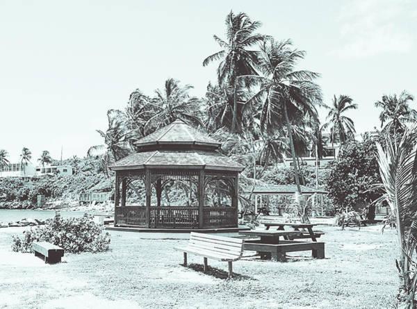 Pagoda On The Sea Poster
