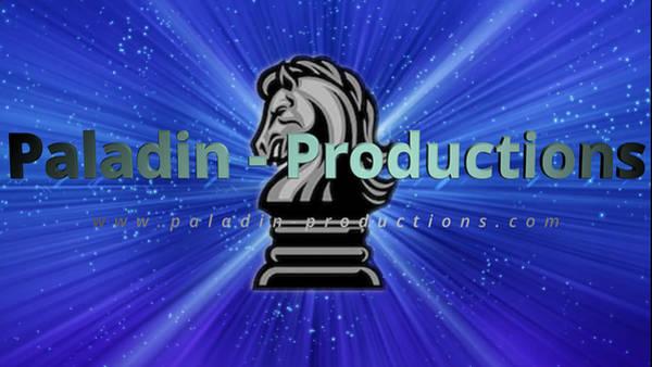 Paladin Productions Logo Poster