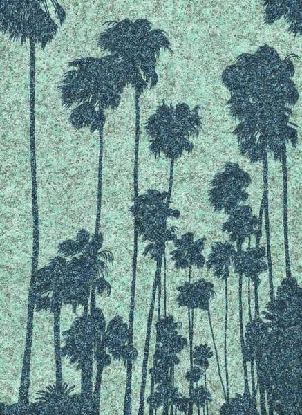 Palms Over Palisades No. 2 Poster