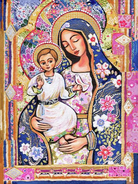 Panagia Eleousa Poster