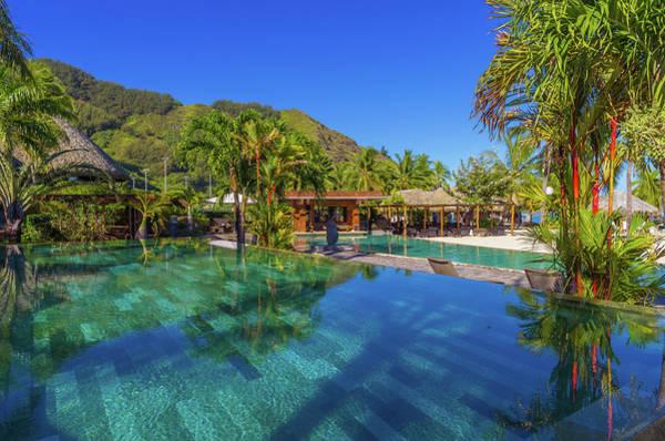 Paradise On Earth Mo'orea French Polynesia Poster
