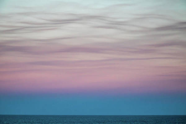 Pastel Clouds Poster