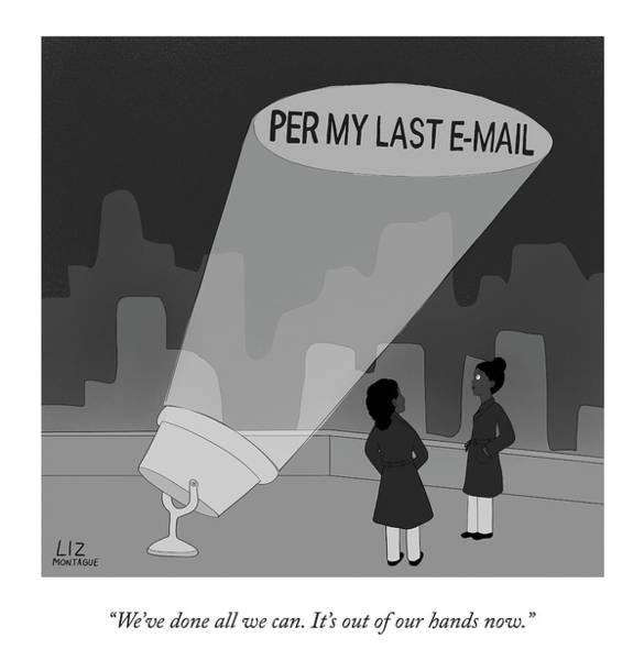 Per My Last Email Poster