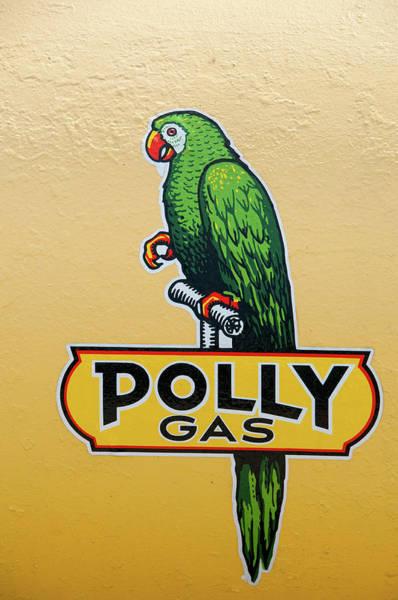 Polly Gas Poster
