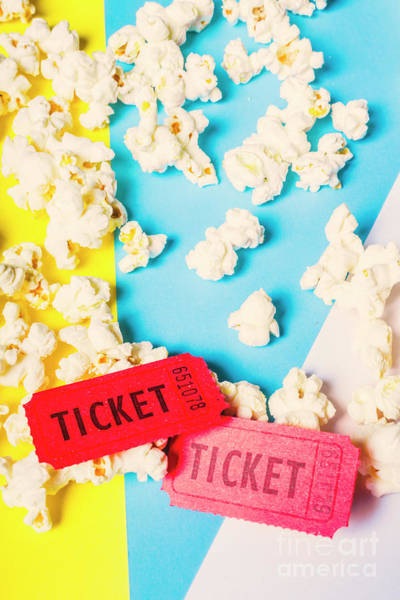 Popcorn Culture Poster