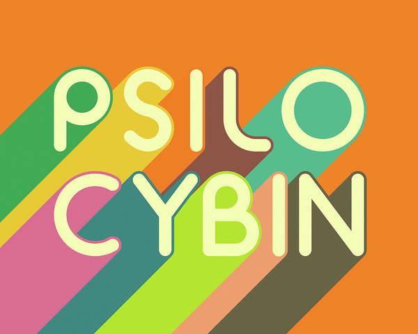 Psilocybin Poster