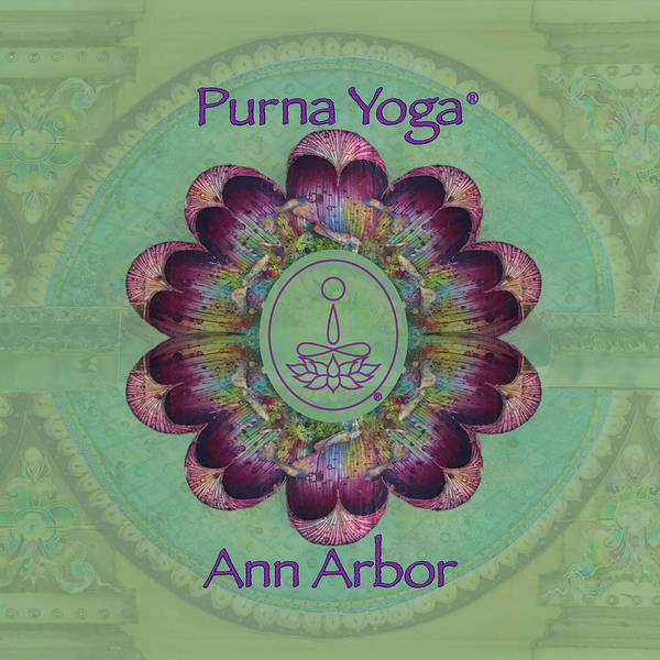 Purna Yoga Ann Arbor Poster