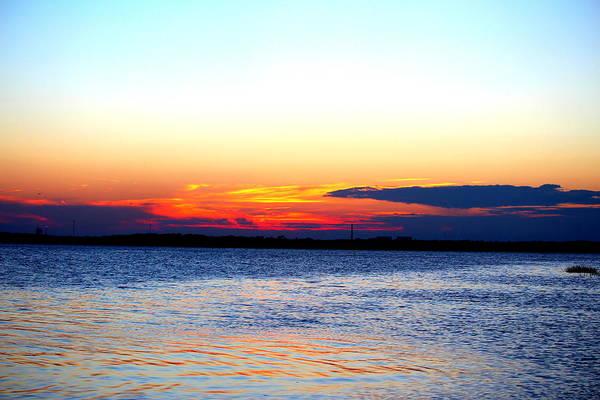 Radiant Sunset Poster