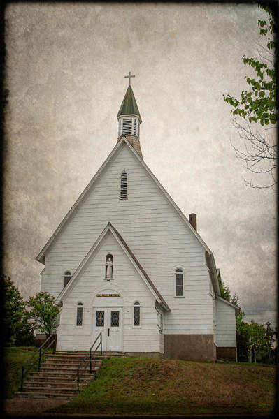 Raquette Lake Chapel Poster