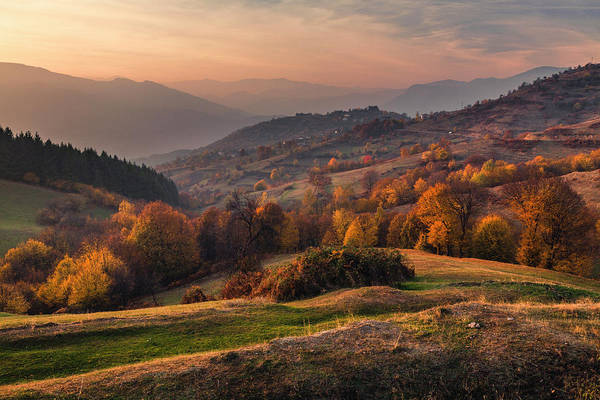 Rhodopean Landscape Poster