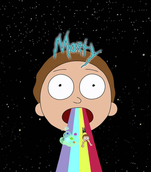 Morty Posters | Pixels