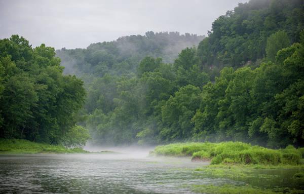 River Mist Poster