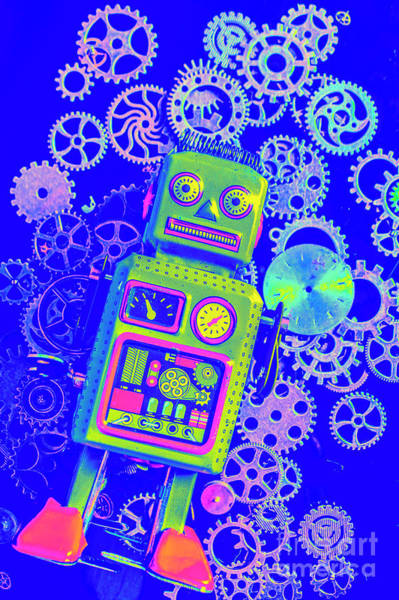 Robot Reboot Poster