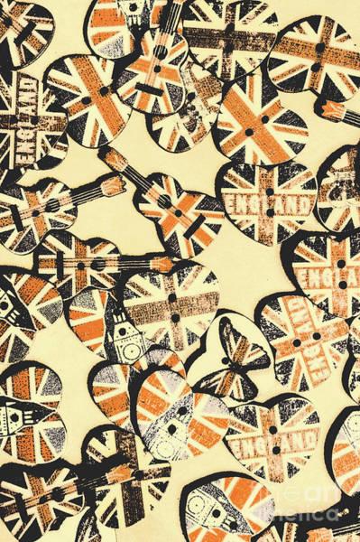 Rocking Old England Poster