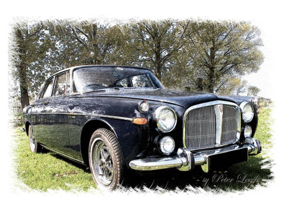 Rover 3.5 Coupe Poster