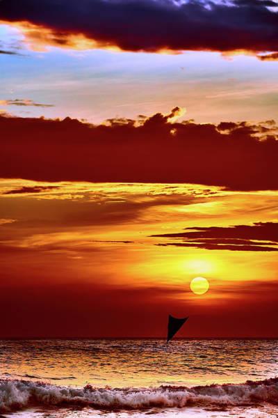 Sail Away... Poster