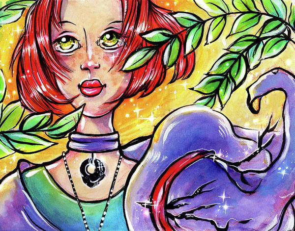 Sarahfina Sun Poster