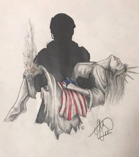 Saving Liberty Poster