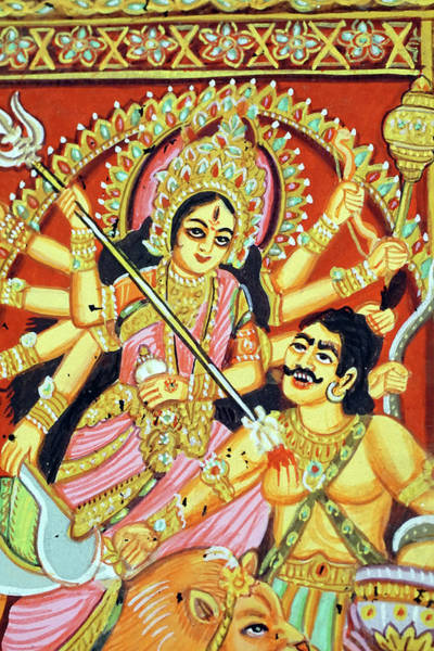 Scenes From The Ramayana Poster