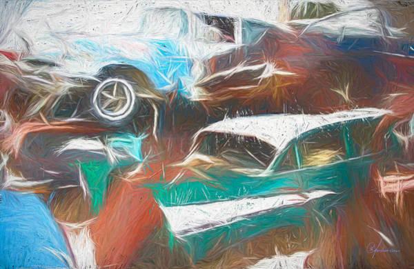 Scrap Cars Poster