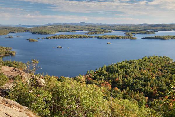 Squam Lake, New Hampshire Poster