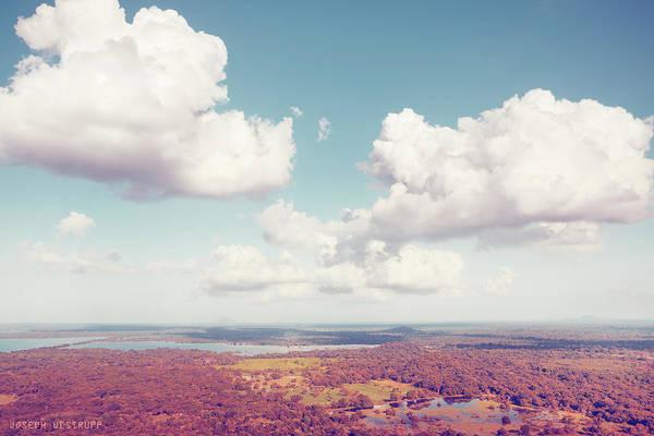 Sri Lankan Clouds In Pastel Poster