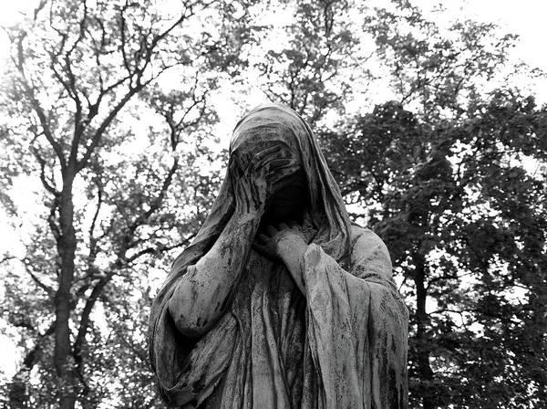 Statue, Regret Poster