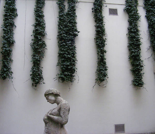 Statue, Wall Poster