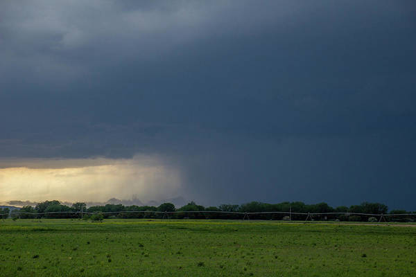 Storm Chasing West South Central Nebraska 002 Poster