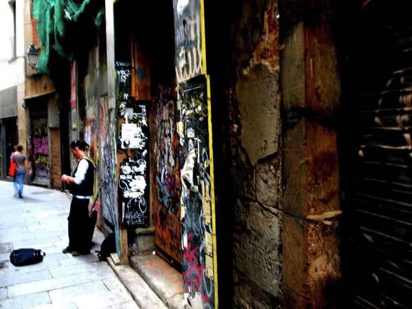 Street, Graffiti  Poster