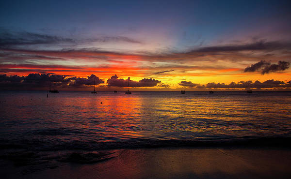 Sunset 4 No Filter Poster