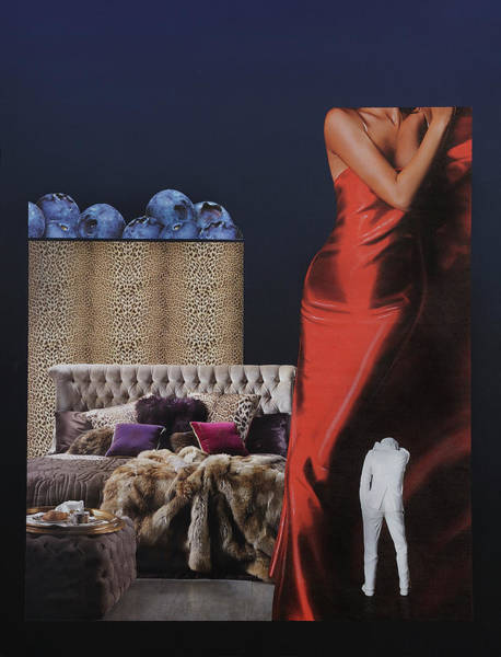 Suspicions - 2045 Limited Edition Of 30 Poster