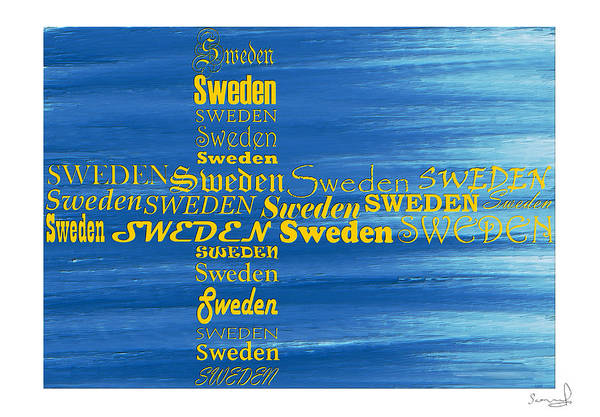 Sweden  Poster