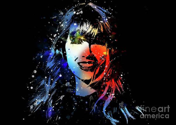Taylor Swift Art Poster