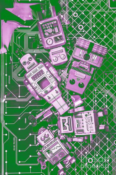 Tech Borg Centre Poster