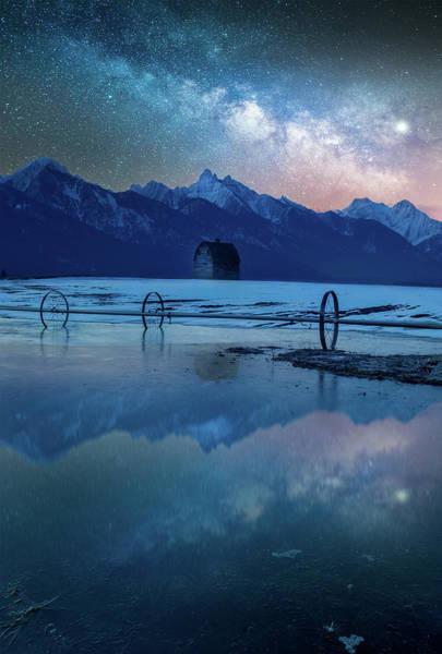 The Original Montana Dream /  Ronan, Montana Poster