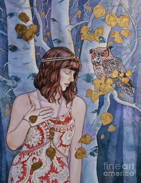The Owl's Secret Poster