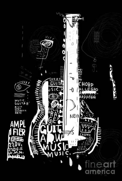 The Symbolic Image Of An Acoustic Poster