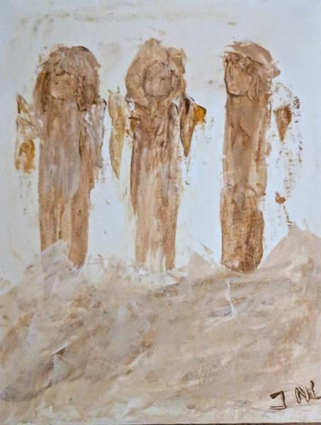 Three Little Muddy Angels Poster