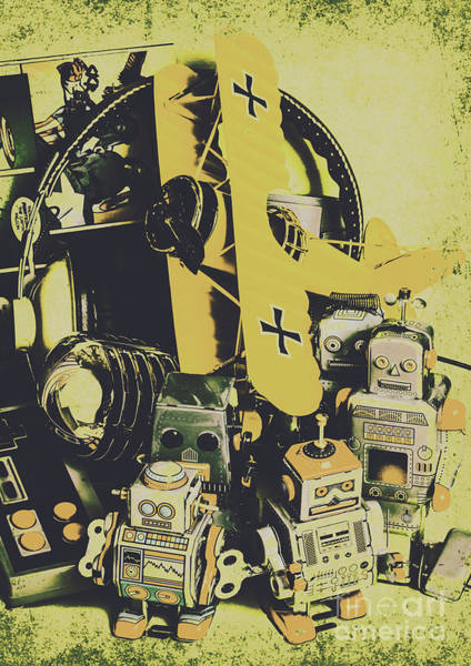 Tin Sign Toys Poster