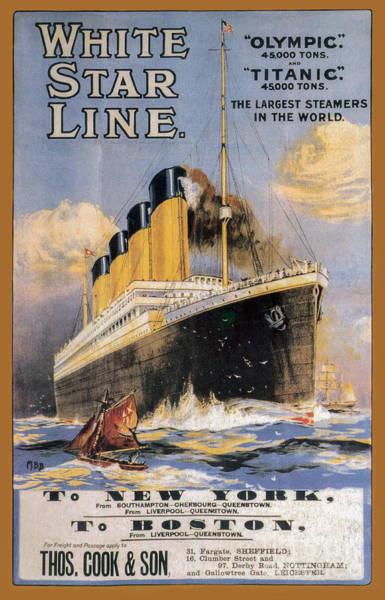 Titanic Posters | Fine Art America