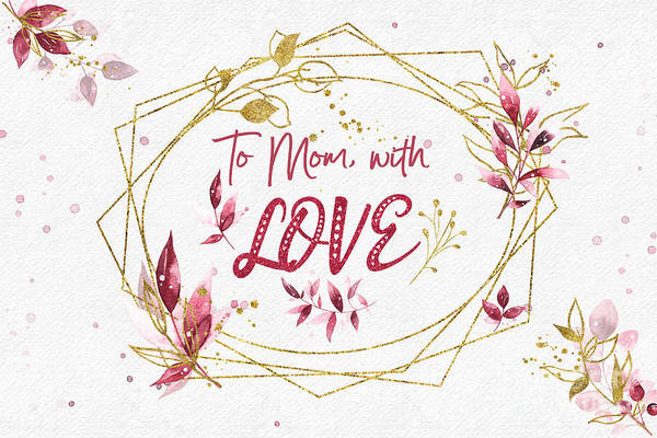 To Mom, With Love Poster