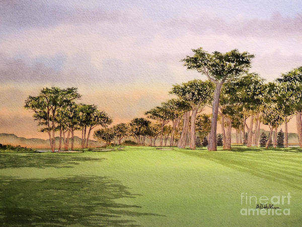 Tpc Harding Park Golf Course Poster