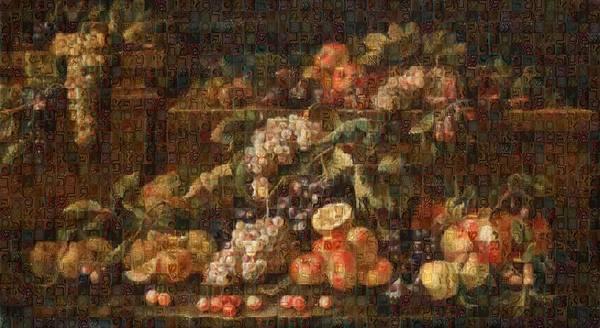Tribute To Bruegel Poster