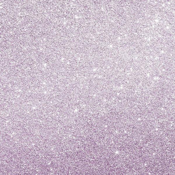 Violet Glitter Poster