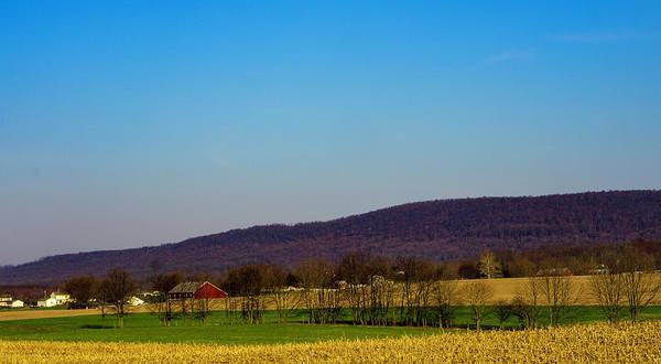 Virginia Mountain Landscape Poster