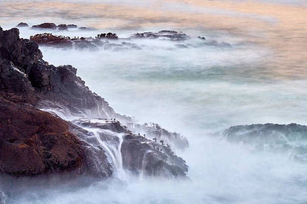 Poster featuring the photograph Wave Falls by Whitney Goodey