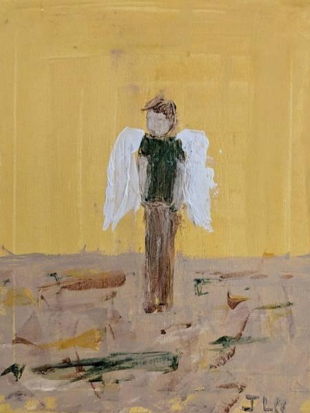 Whistling Angel Poster