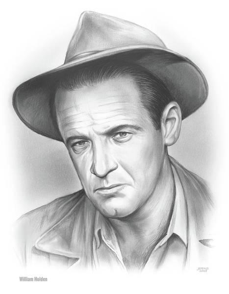 William Holden Poster