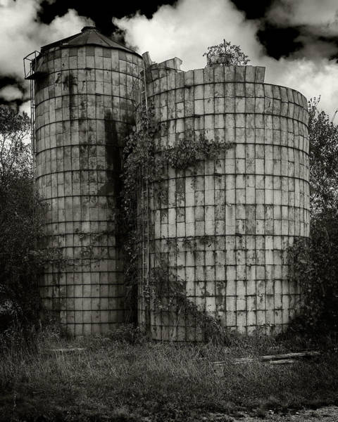 Wisconsin Silo Poster